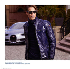 Bugatti Lifestyle FW17-18 ADV Campaign