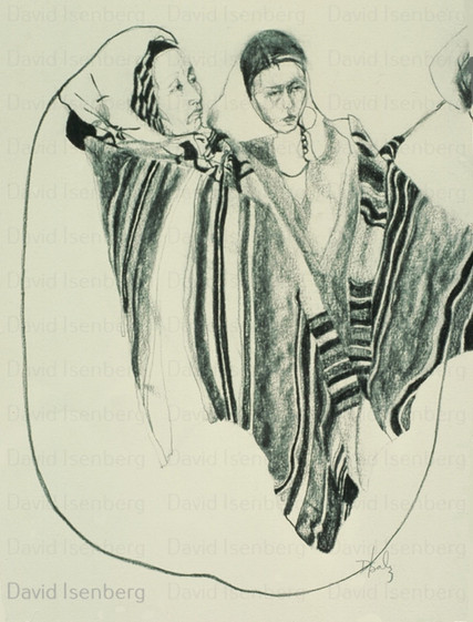 Two Native Women