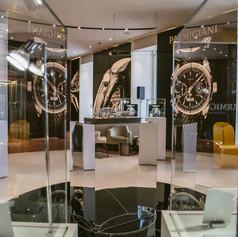Parmigiani Fleurier & Bugatti Exhibition in Milan