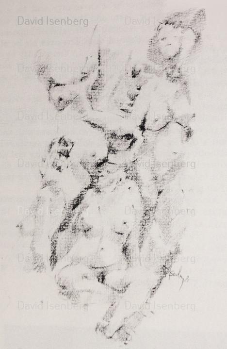 Untitled Figure Sketch