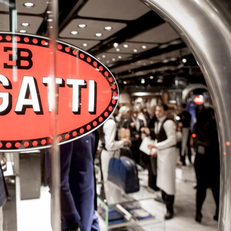 Ettore Bugatti Shoe Collection: VIP Client Presentation