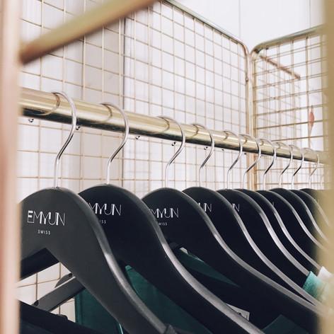 Emyun Collection Presentation at Pitti