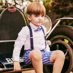 Bugatti Junior SS18 Collection