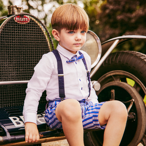 Bugatti Junior SS18 Collection