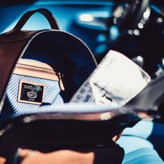 Giorgio Armani for Bugatti Collection