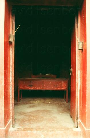 Doorway, Macau, China