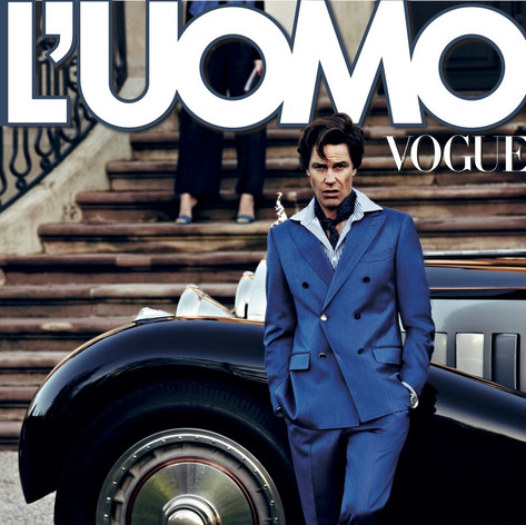 Bugatti Lifestyle and L'Uomo Vogue Media Partnership