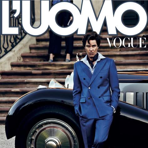 Bugatti Lifestyle and L'Uomo Vogue Media Partnership