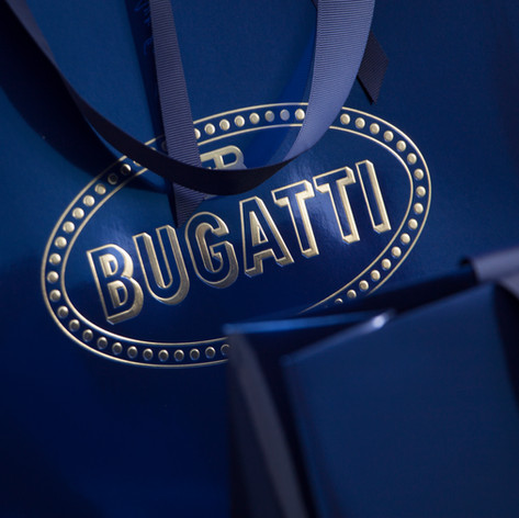 Bugatti Lifestyle Packaging