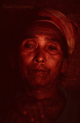 Opium Smoker, Thailand
