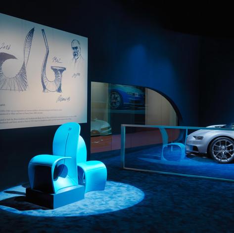 Bugatti Home Collection Presentation at Salone del Mobile