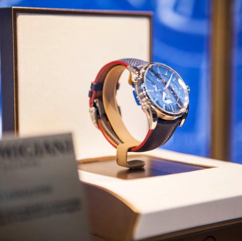 Parmigiani Fleurier & Bugatti Timepieces Presentation