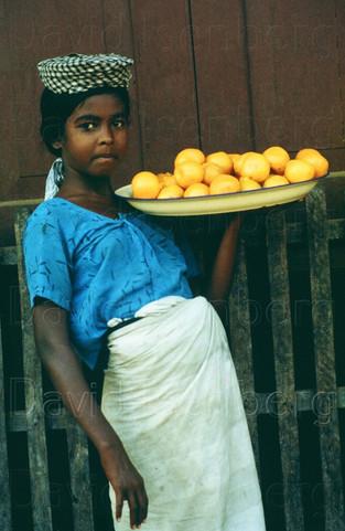 Girl, Burma