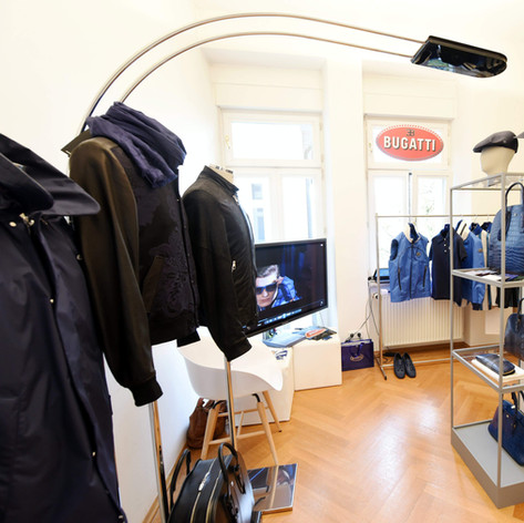 Bugatti Lifestyle SS17 Collection Press Presentation in Munich