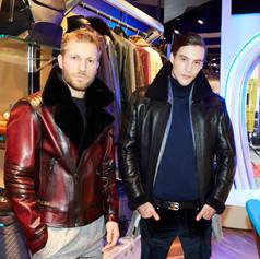 Bugatti Lifestyle FW16-17 Collection Presentation in London Boutique