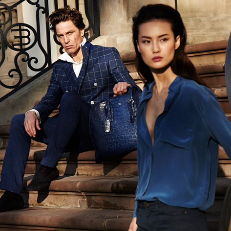 Ettore Bugatti Collection SS2014