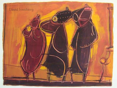 Three Greek Women