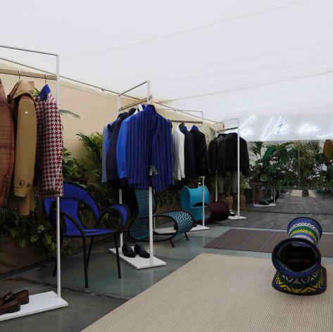 Ettore Bugatti SS2017 Collection Presentation at Luisa Via Roma