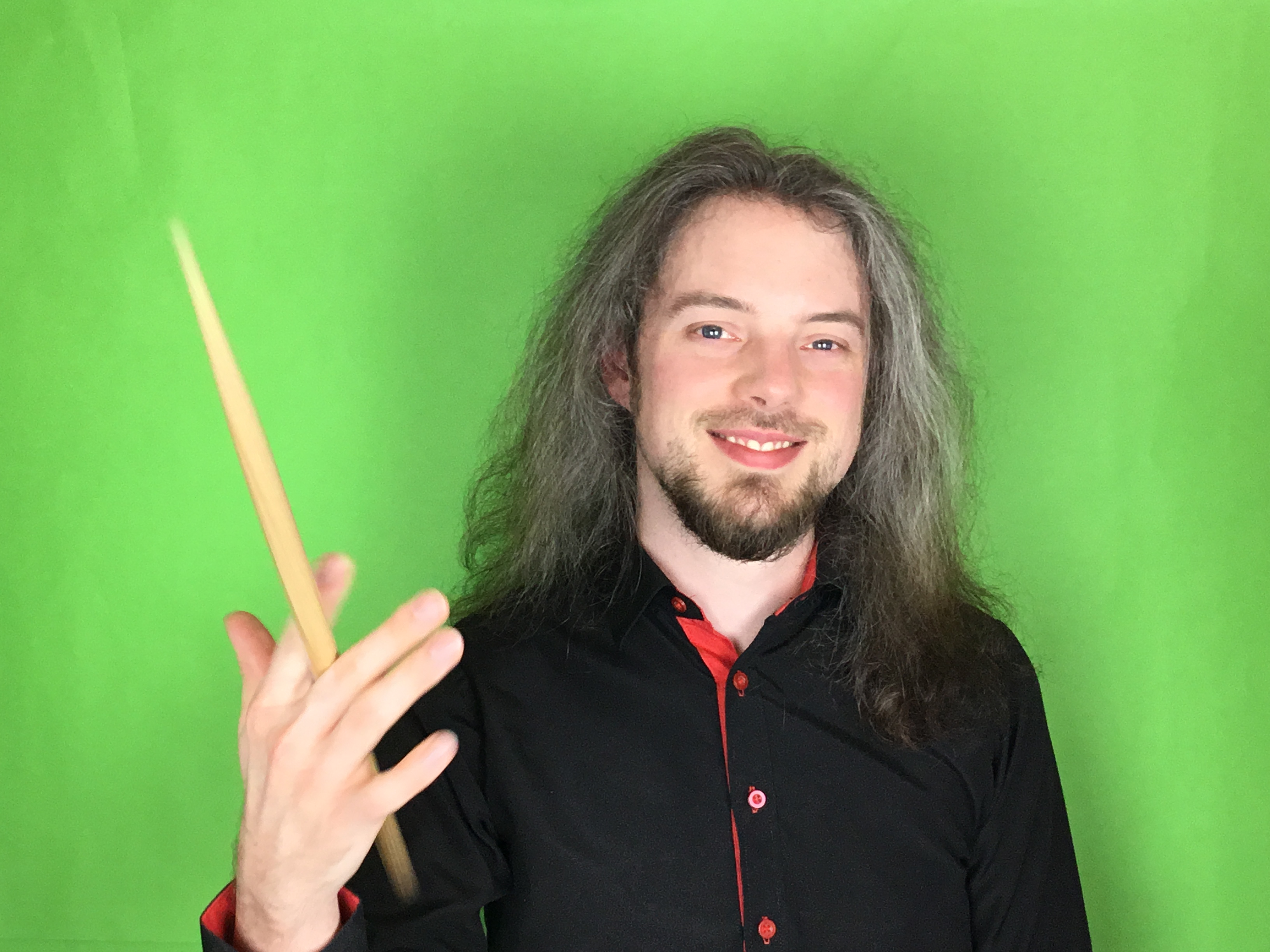 Green Screen YouTube Filming