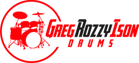 Greg 'Rozzy' Ison Drums Logo.png