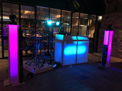 Decks & Drums Setup