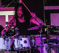 Greg 'Rozzy' Ison - Drummer