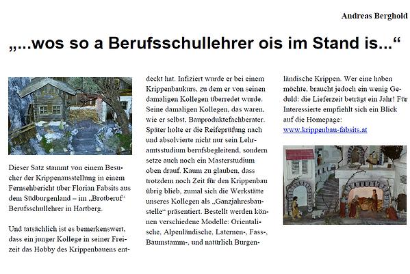 Berufsschul - Kreidekreis 7b/2016