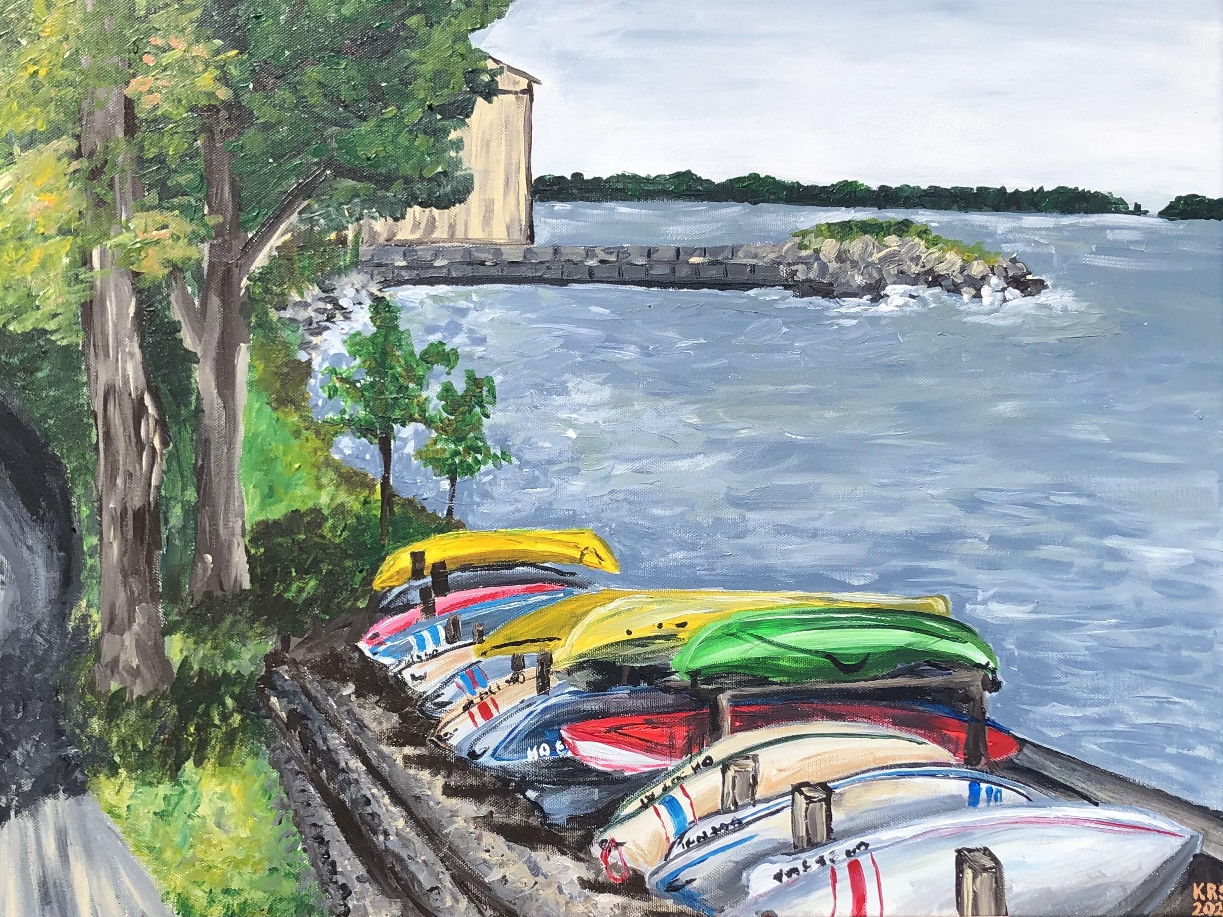 Lakeside Art Show