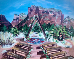 Sedona Ceremony