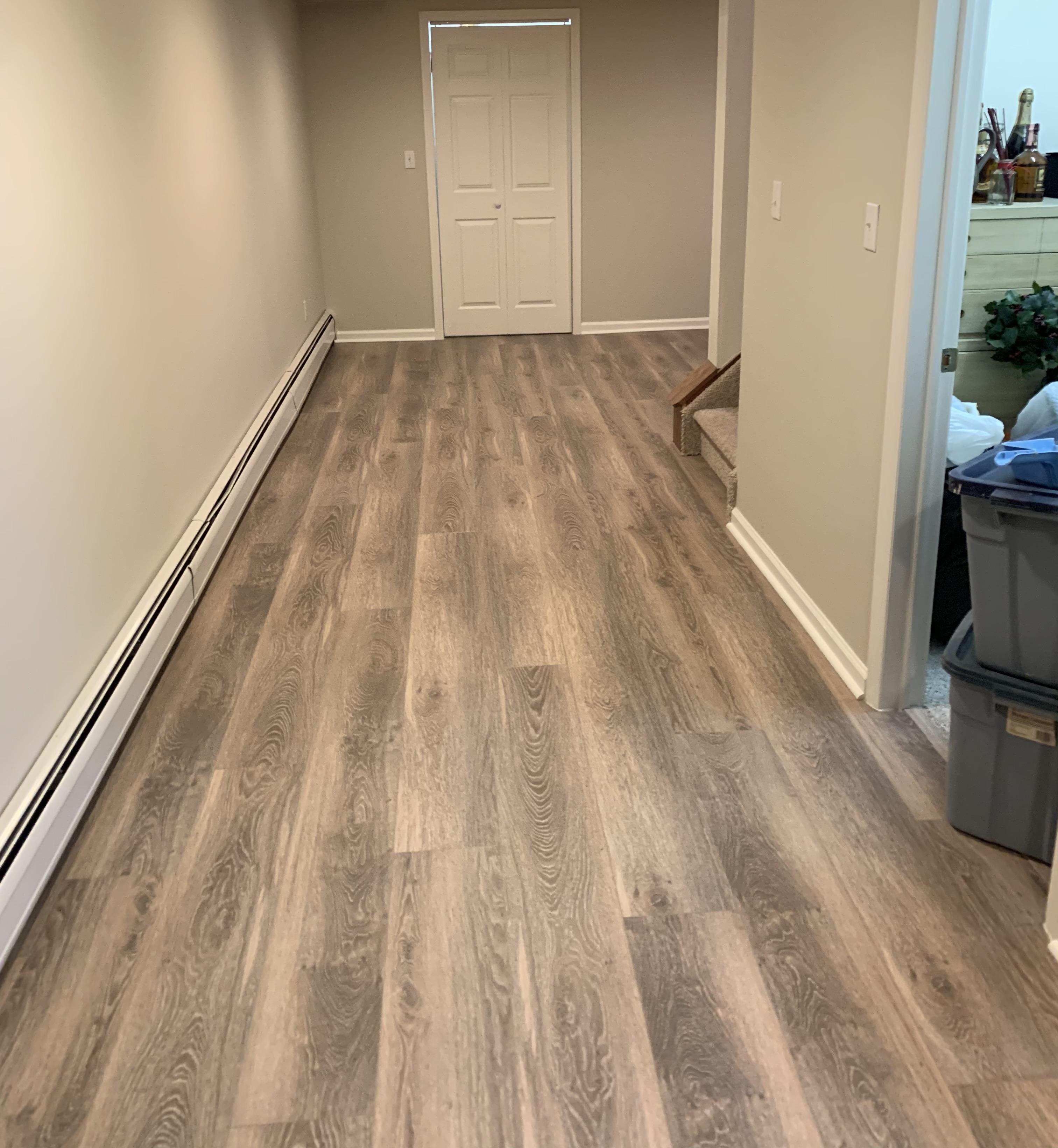 Flooring, tile, carpentry