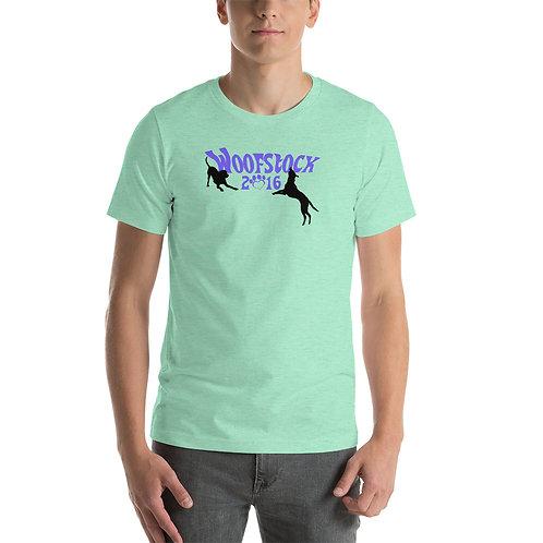 2016 Woofstock T-Shirt