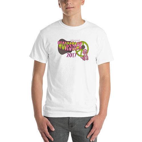 2017 Woofstock T-Shirt- 10th Anniversary Edition