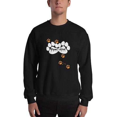 Paws-itive Partners Unisex Sweatshirt