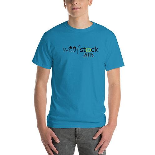 2015 Woofstock T-Shirt