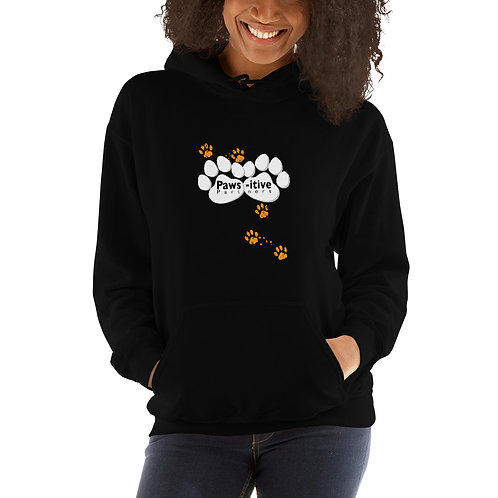 Paws-itive Partners Unisex Hoodie