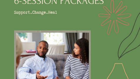 6-Session Package (Couple)
