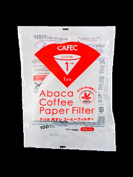 アバカ円すいコーヒーフィルター1~2杯用