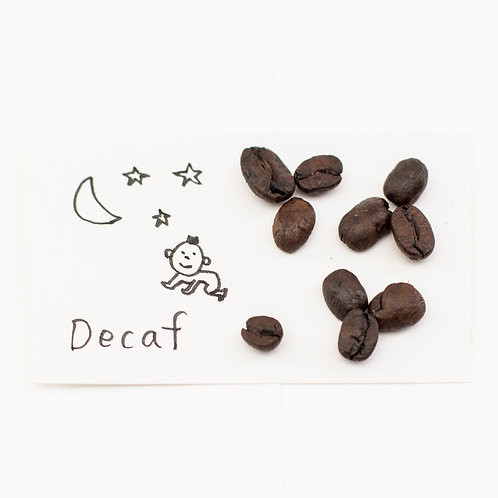 Decaf コロンビア 100g カフェイン99%除去