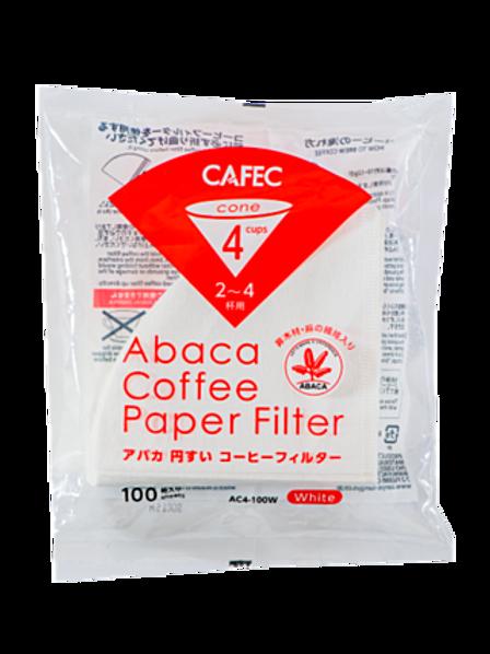 アバカ円すいコーヒーフィルター 2~4杯用