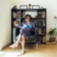 Self portrait - Libro rojo small.jpg