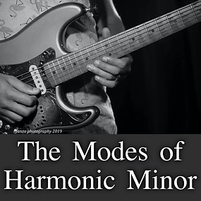 Modes of Harmonic Minor icon.png