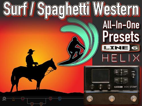 Helix - All Purpose Surf & Spaghetti Western