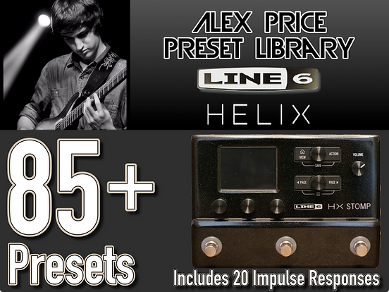 Complete Preset Library website store ic