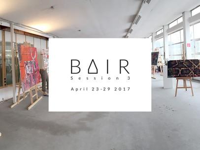 Upcoming! BAIR-Session 3