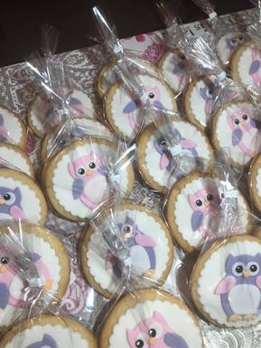 Owl Dairy-free Cookies