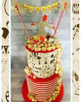Greatest Showman Cake