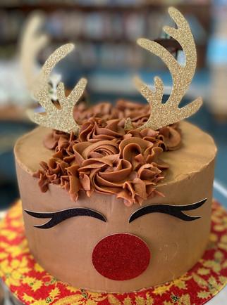 Raindeer Cake