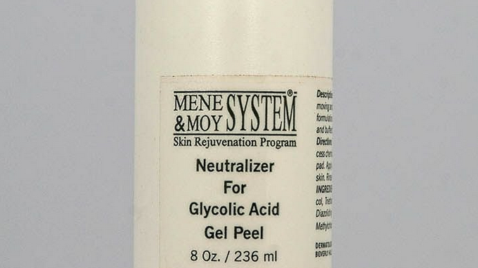 Neutralizer For Glycolic Acid Gel Peel - 236ml