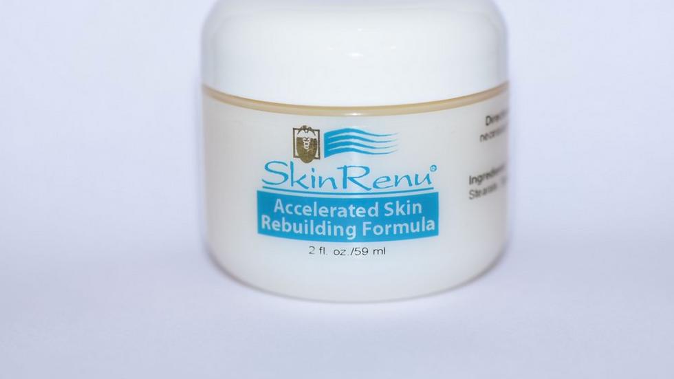 Accelerated Skin Rebuilding Forumula (Creme Reparador profundo) - 60ml