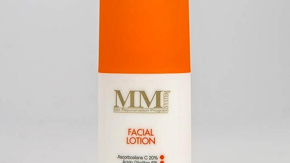 Facial Lotion (Loção Antioxidante, Hidratante e Clareadora) - 30ml